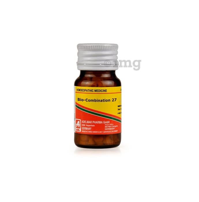 ADEL Bio-Combination 27 Tablet