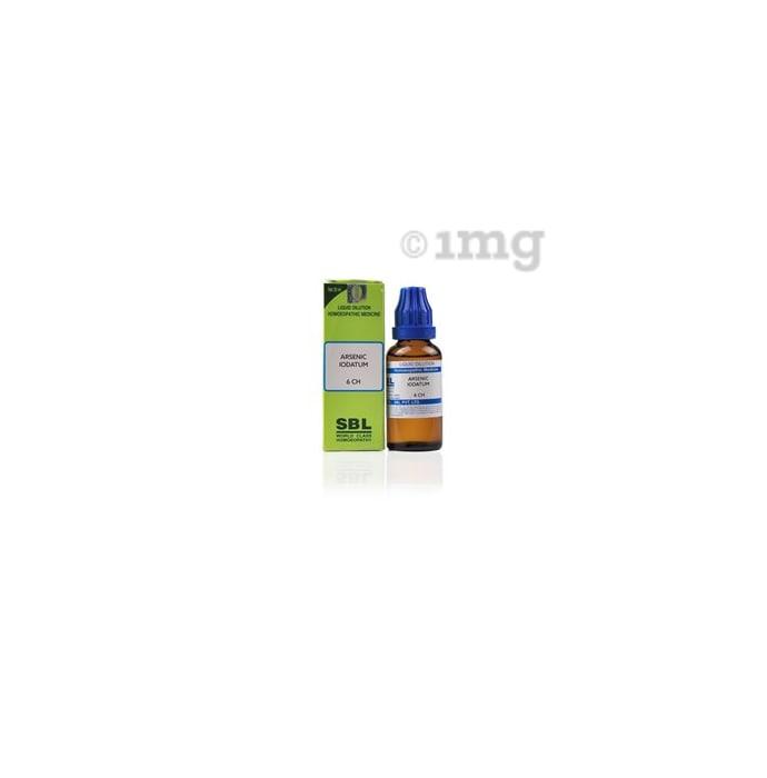 SBL Arsenic Iodatum Dilution 6 CH