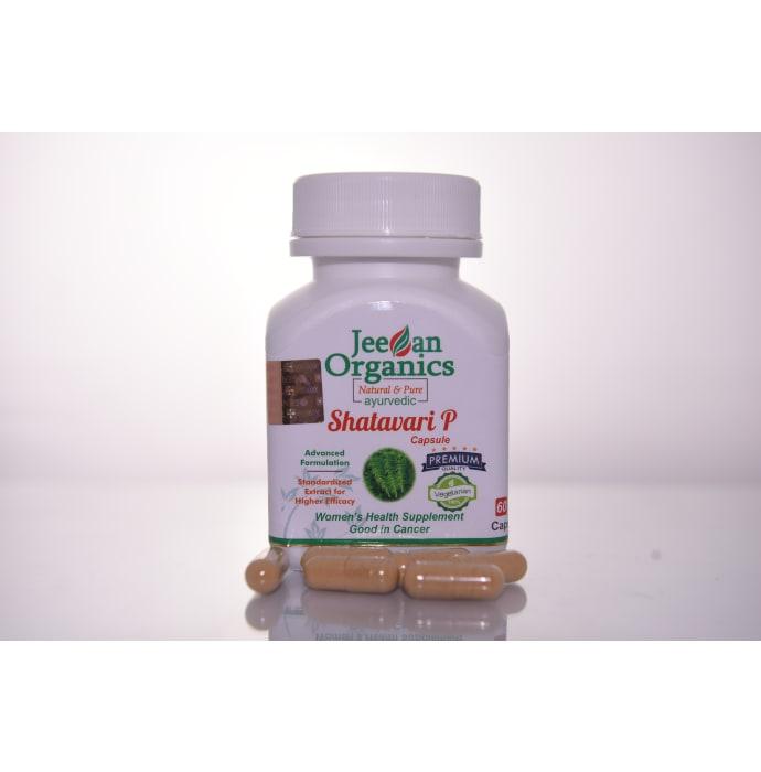 Jeevan Organics Shatavari P Capsule