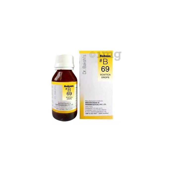 Bakson's B69 Sciatica Drop