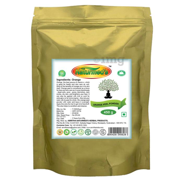 Naturmed's Orange Peel Powder