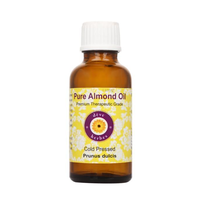 Deve Herbes Pure Almond Oil