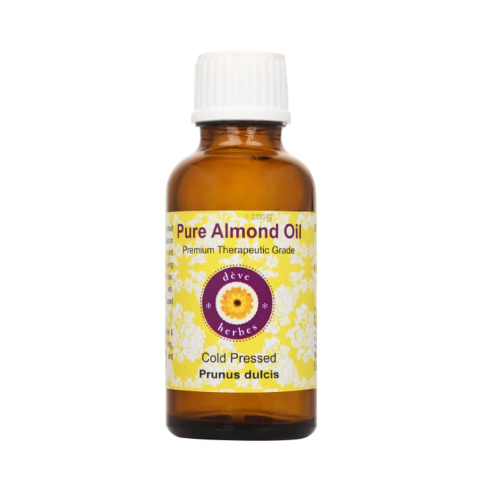Deve Herbes Pure Almond Oil