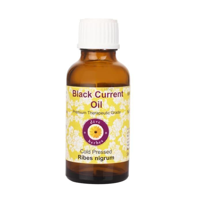 Deve Herbes Pure Black Currant Oil