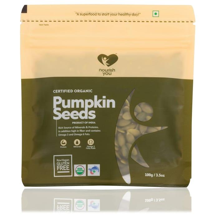 Nourish You Organic Pumpkin Seeds