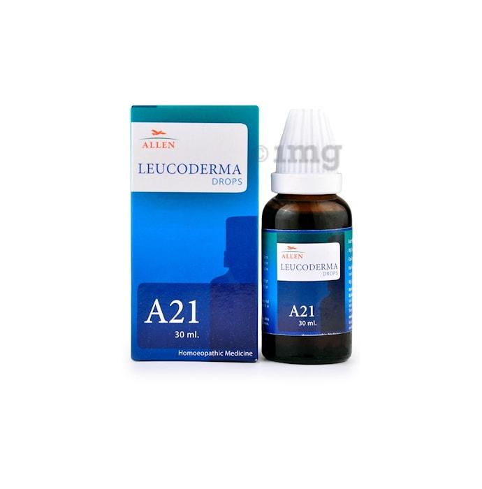 Allen A21 Leucoderma Drop