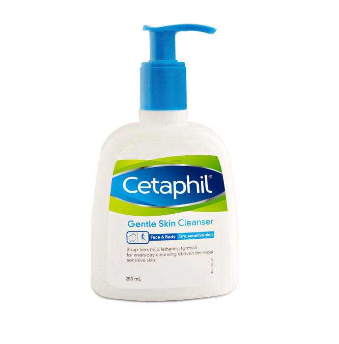 Cetaphil Gentle Skin Cleanser - Dry, Sensitive Skin