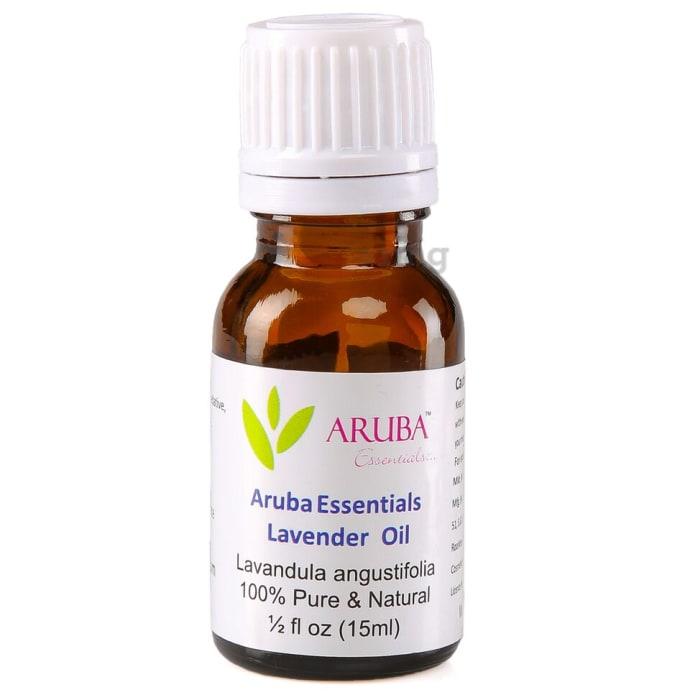 Aruba Essentials Lavender Oil