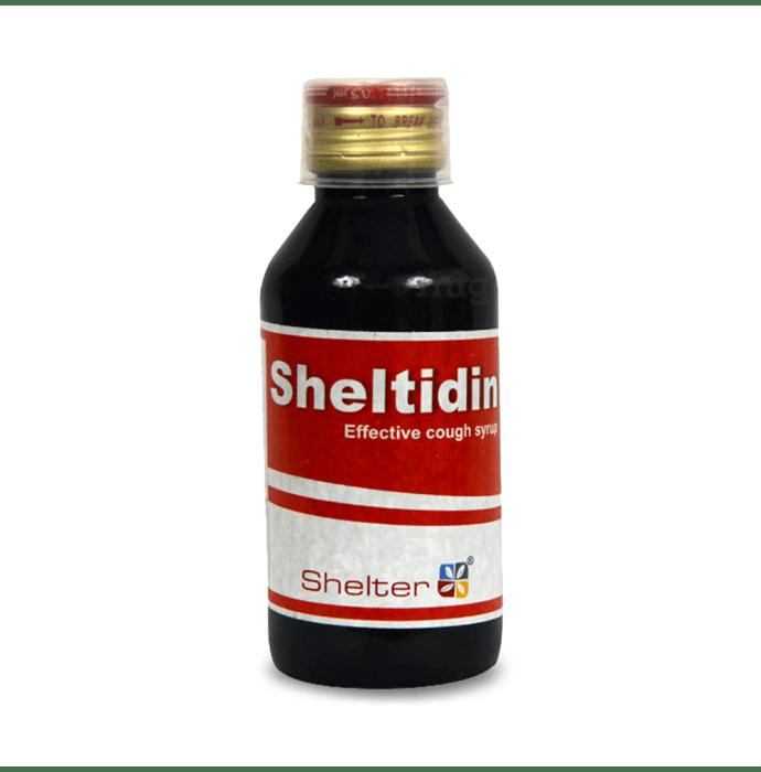Sheltidin Cough Syrup