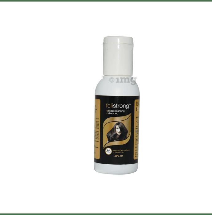Cadila Folistrong Scalp Cleansing Shampoo