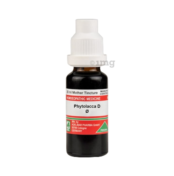 ADEL Phytolacca D Mother Tincture Q