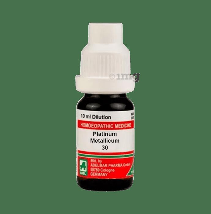 ADEL Platinum Metallicum Dilution 30 CH