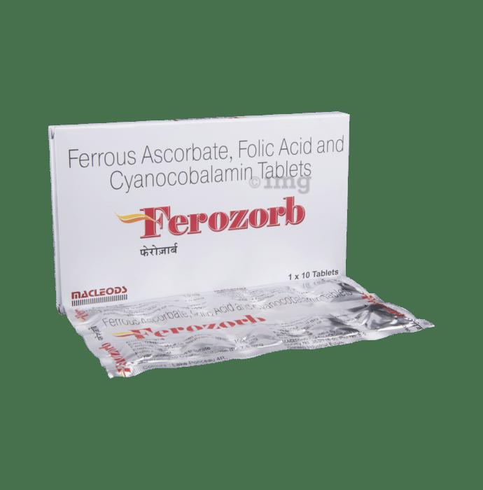 Ferozorb Tablet