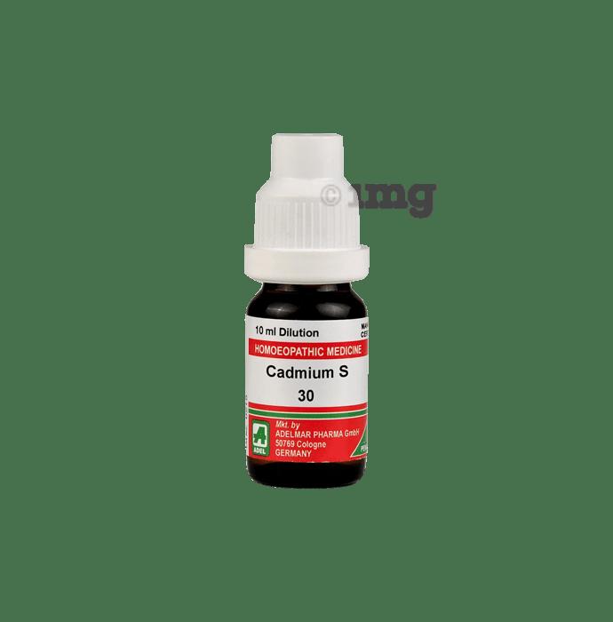 ADEL Cadmium S Dilution 30 CH