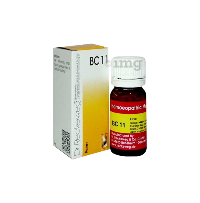 Dr. Reckeweg Bio-Combination 11 (BC 11) Tablet