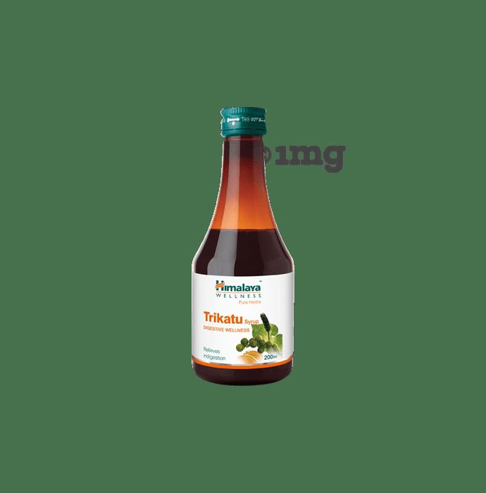 Himalaya Wellness Trikatu Digestive Wellness Syrup