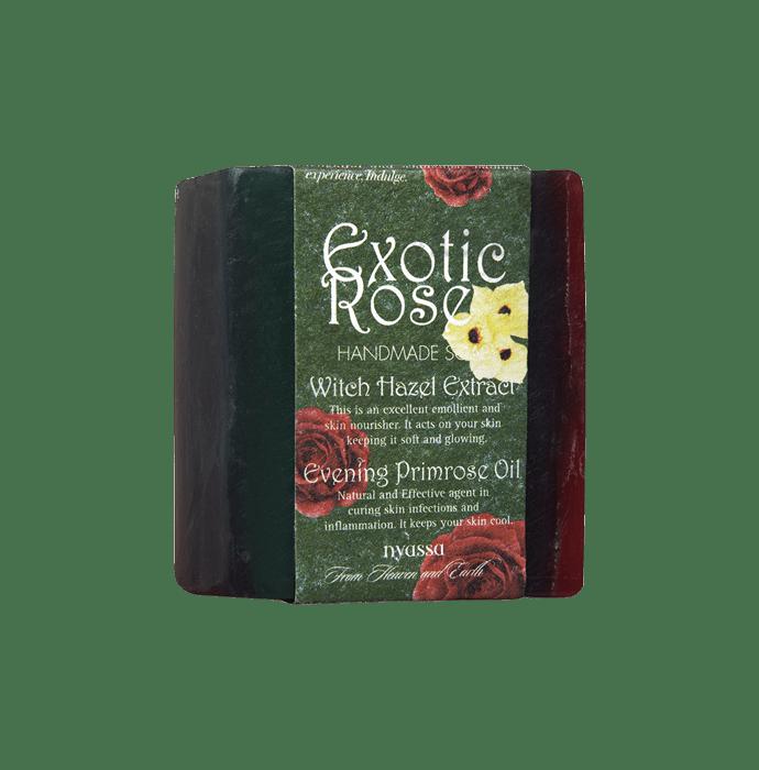 Nyassa Exotic Rose Handmade Soap