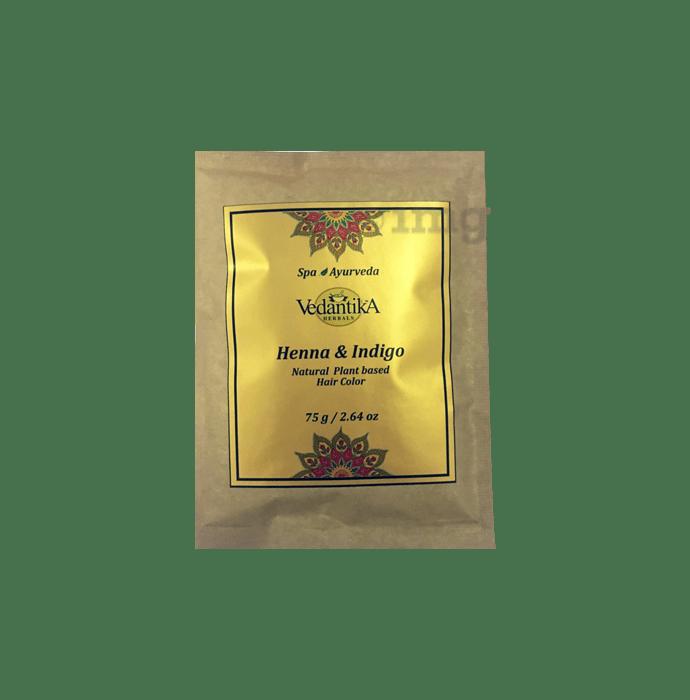 Vedantika Herbals Henna and Indigo Hair Color