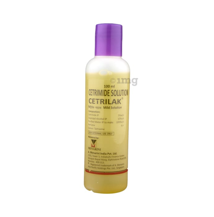 Cetrilak Mild Solution