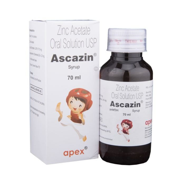 Ascazin Syrup