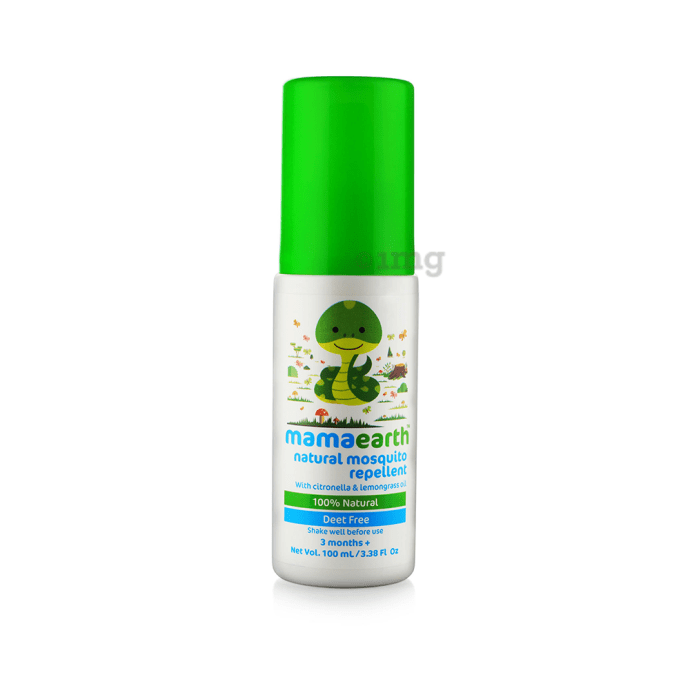 Mamaearth Natural Insect Repellent for Babies