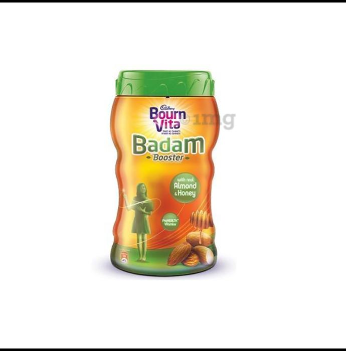 Bournvita Booster Powder Badam