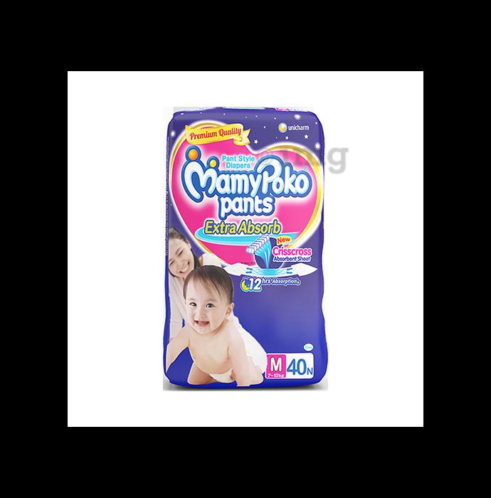 Mamy Poko Extra Absorb Diaper M