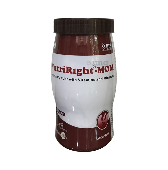 NutriRight-Mom Powder Chocolate