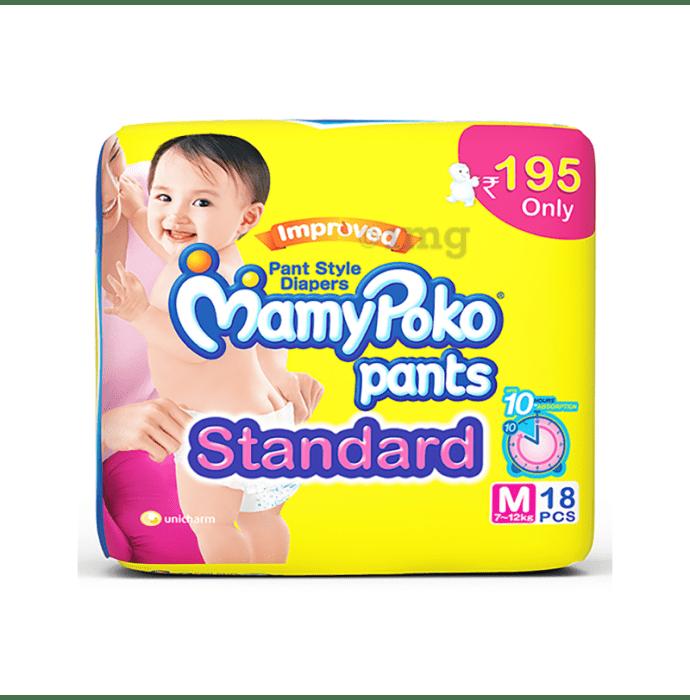 Mamy Poko Standard Diaper M