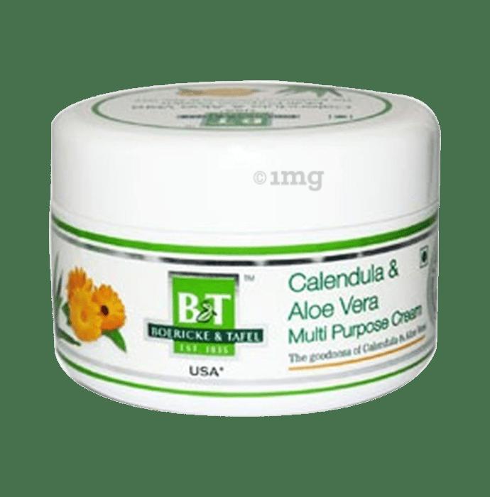 Boericke and Tafel Calendula & Aloe Vera Multipurpose Cream