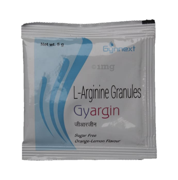 Gyargin  Sugar free Sachet Orange-Lemon