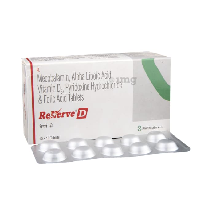 Renerve D Tablet