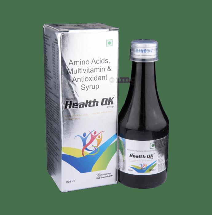 Health OK Syrup
