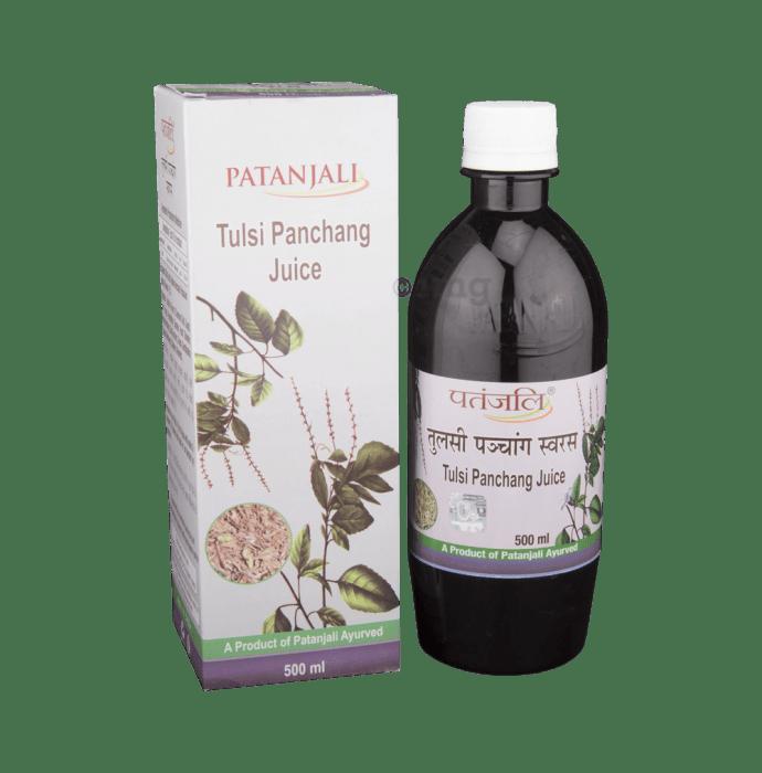 Patanjali Ayurveda Tulsi Panchang Juice
