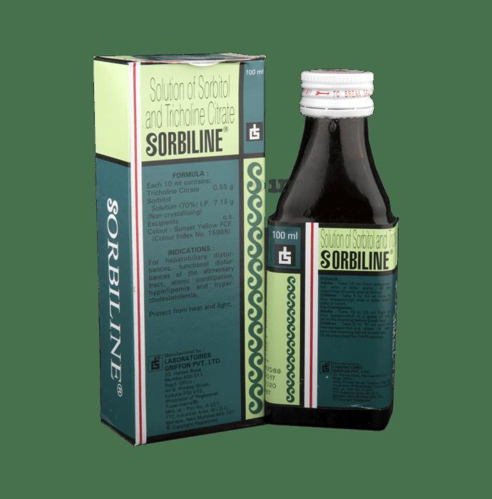 Sorbiline Syrup