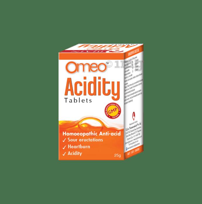 Bjain Omeo Acidity Tablet