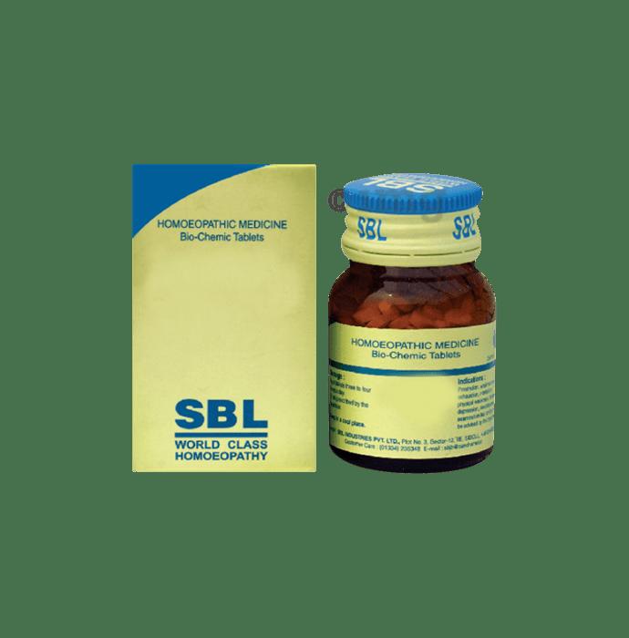 SBL Kali Sulphurica Biochemic Tablet 12X