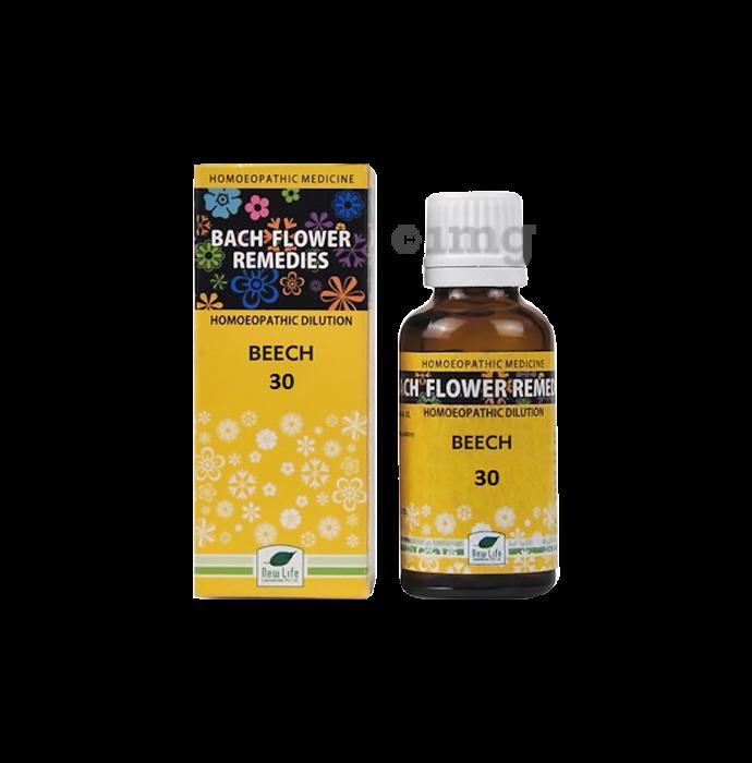 New Life Bach Flower Beech 30