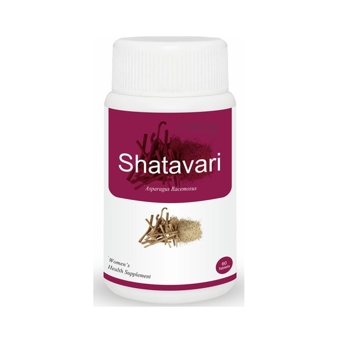 Herb Essential Shatavari Tablet