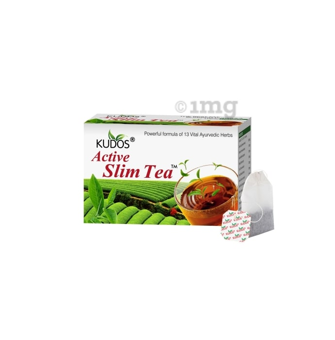 Kudos Active Slim Tea (2gm Each)