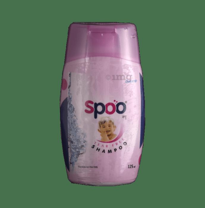 Spoo Baby Tear Free Shampoo