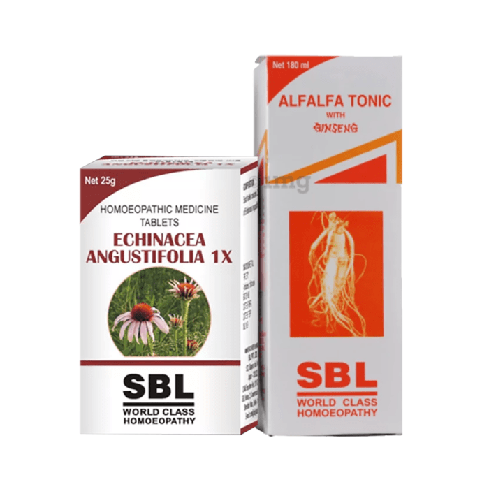SBL 104 Immunity Booster Pack (Combo Of 2)