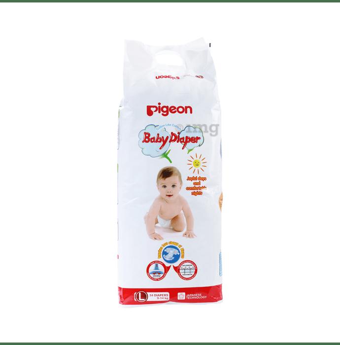 Pigeon Baby Diaper L