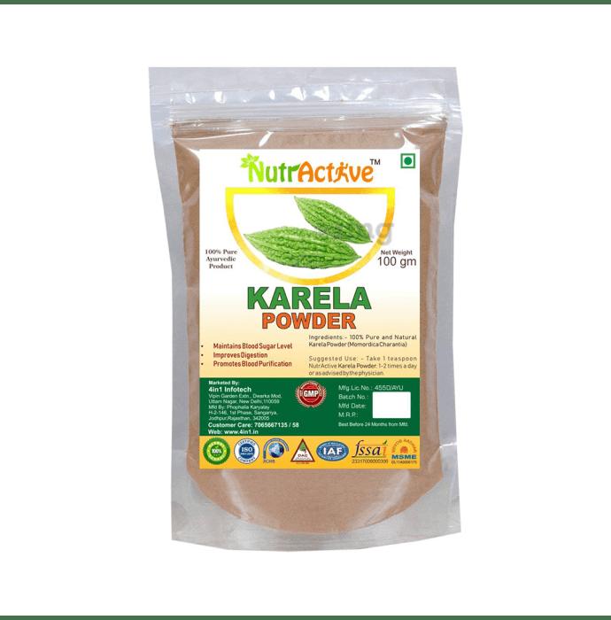 NutrActive Karela Powder
