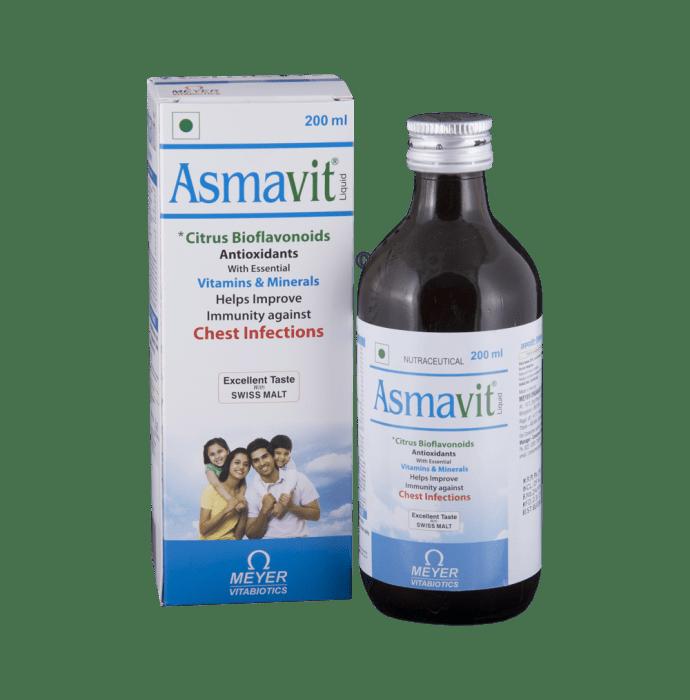 Asmavit Liquid