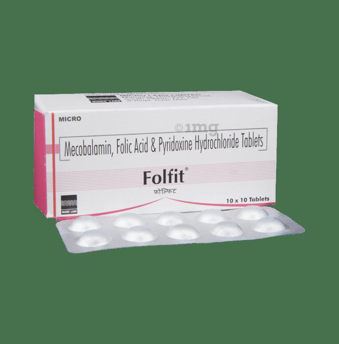 Folfit Tablet