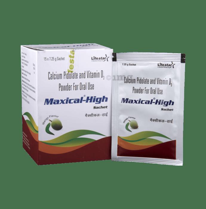 Maxical-High Sachet Mango