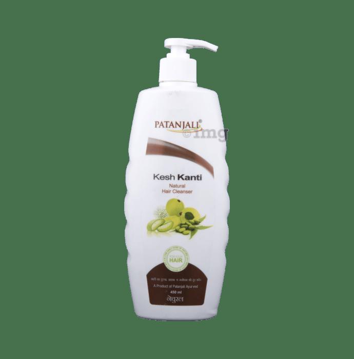 Patanjali Ayurveda Kesh Kanti Natural Hair Cleanser