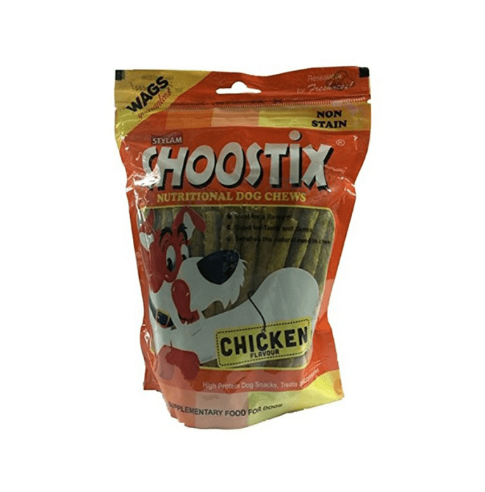 Choostix Chicken Dog Treat