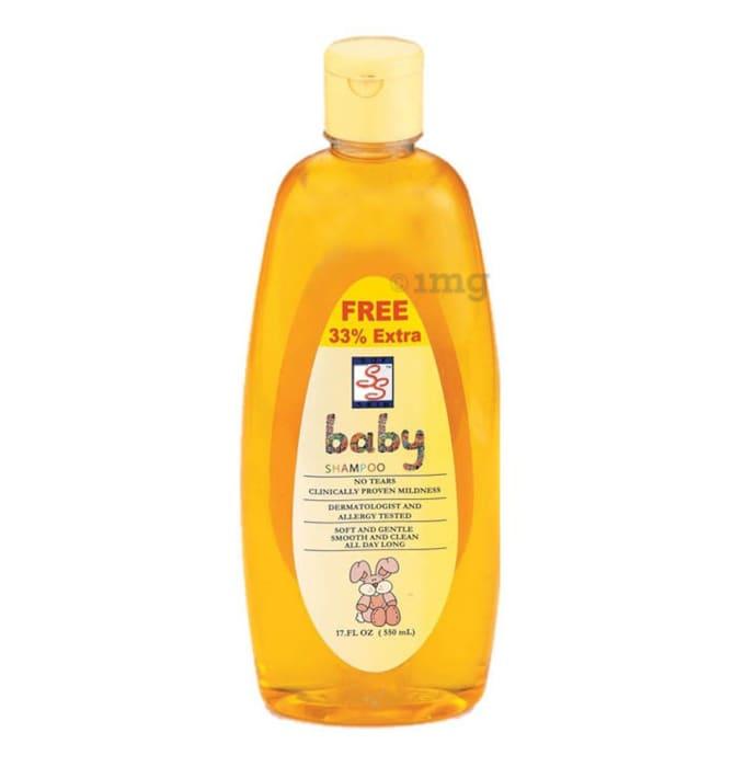 Sofskin Baby Shampoo